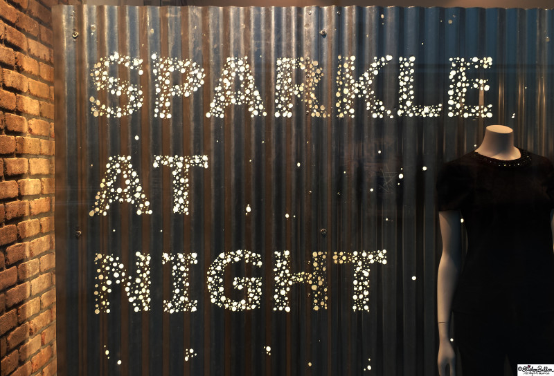 Sparkle at Night Lettering - Hello Winter...Part Two at www.elistonbutton.com - Eliston Button - That Crafty Kid – Art, Design, Craft & Adventure.