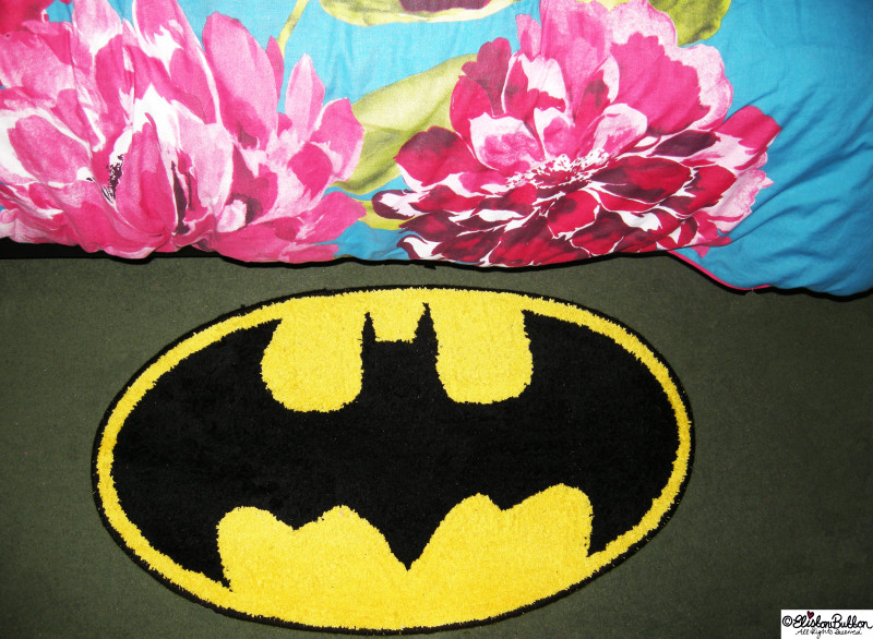 Entrance to the Batcave? - Workspace Wednesday - Bedroom Makeover at www.elistonbutton.com - Eliston Button - That Crafty Kid – Art, Design, Craft & Adventure.