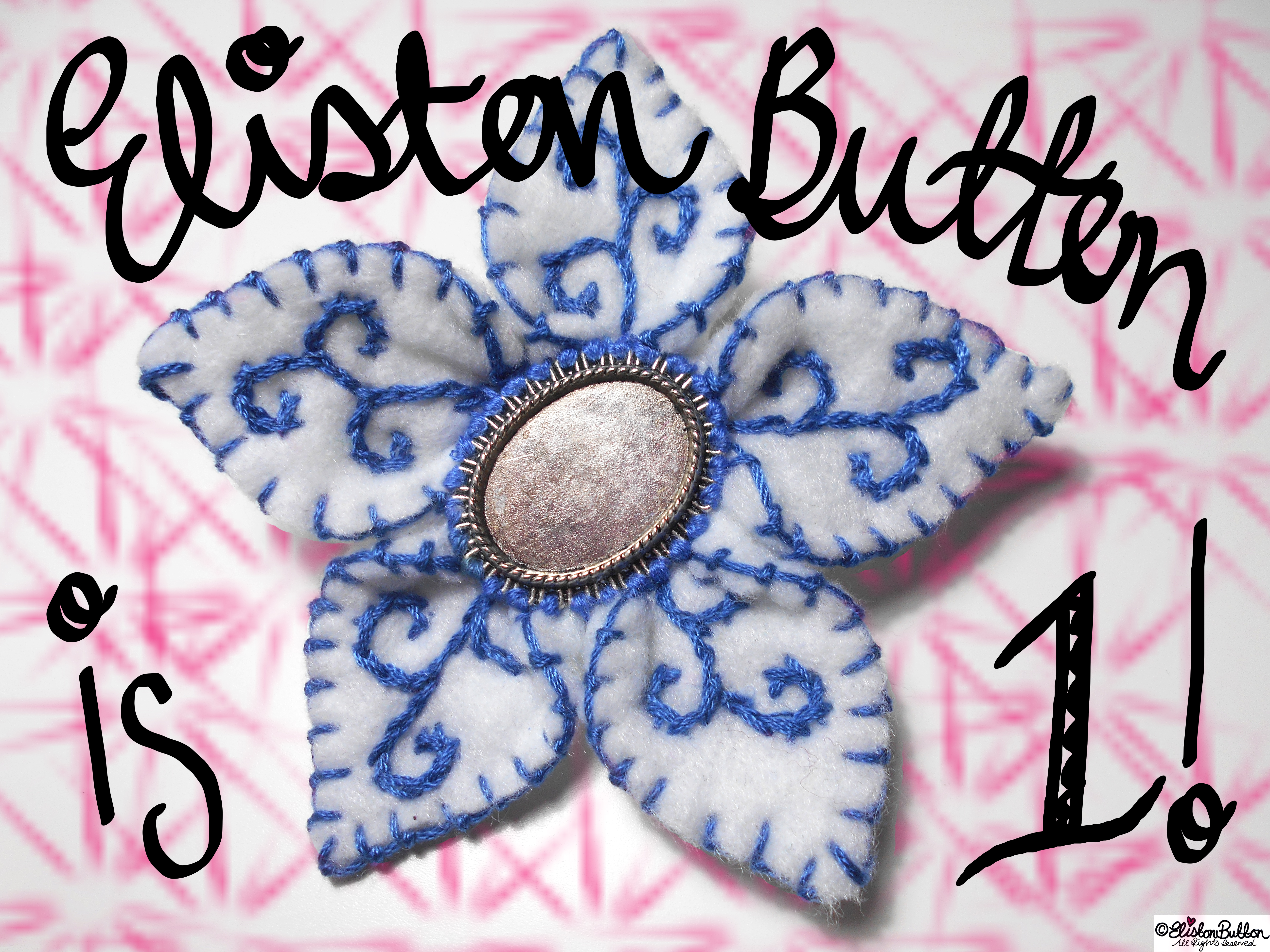 Eliston Button is 1! - Eliston Button is One Year Old! (And a Giveaway!!) at www.elistonbutton.com - Eliston Button - That Crafty Kid – Art, Design, Craft & Adventure.