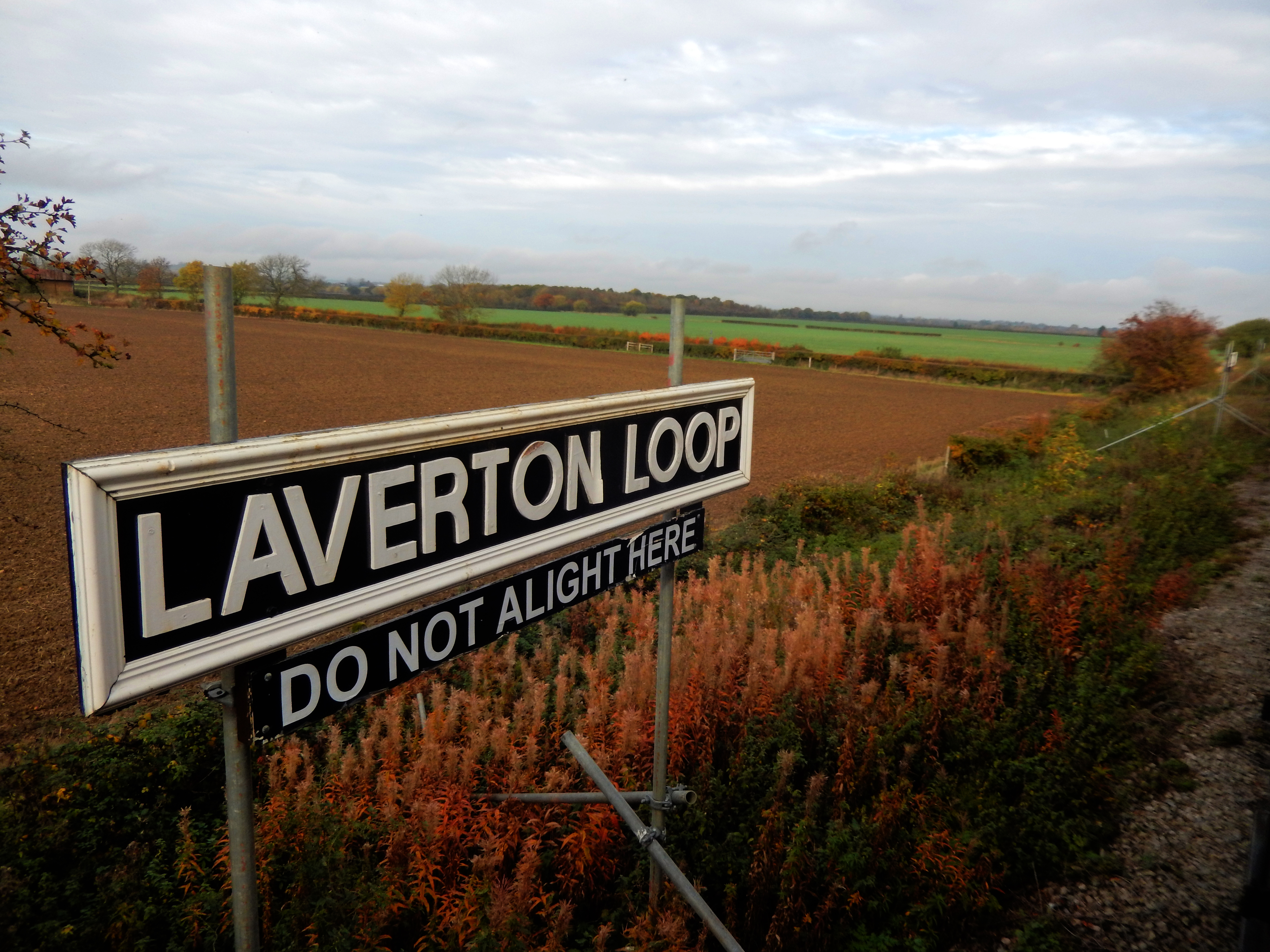 Gloucestershire Warwickshire Steam Railway at Laverton Loop - This Steam Train Stops at Hogwarts...Right!?
