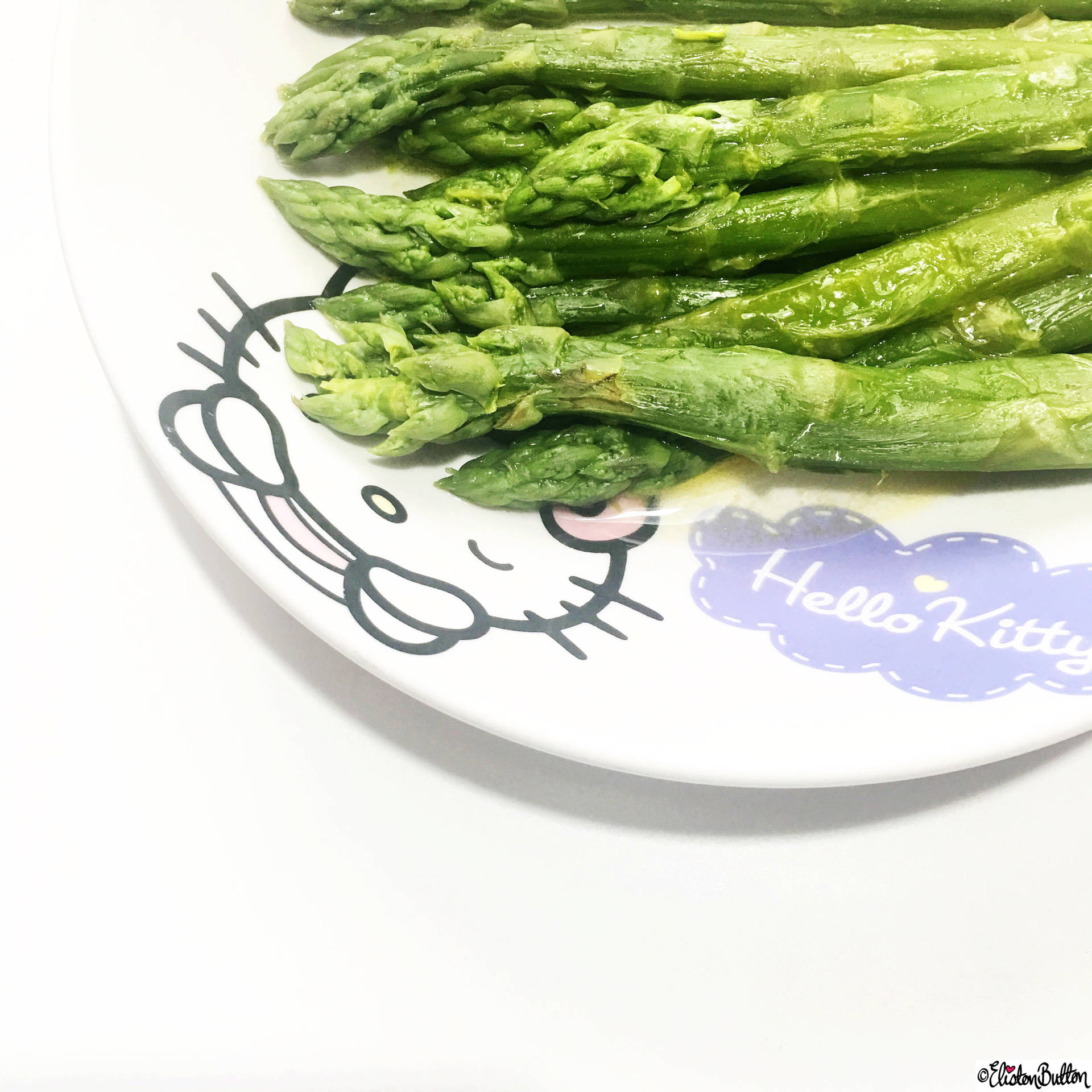 Day 31 - What I Saw Today - Asparagus - Photo-a-Day – May 2016 at www.elistonbutton.com - Eliston Button - That Crafty Kid – Art, Design, Craft & Adventure.