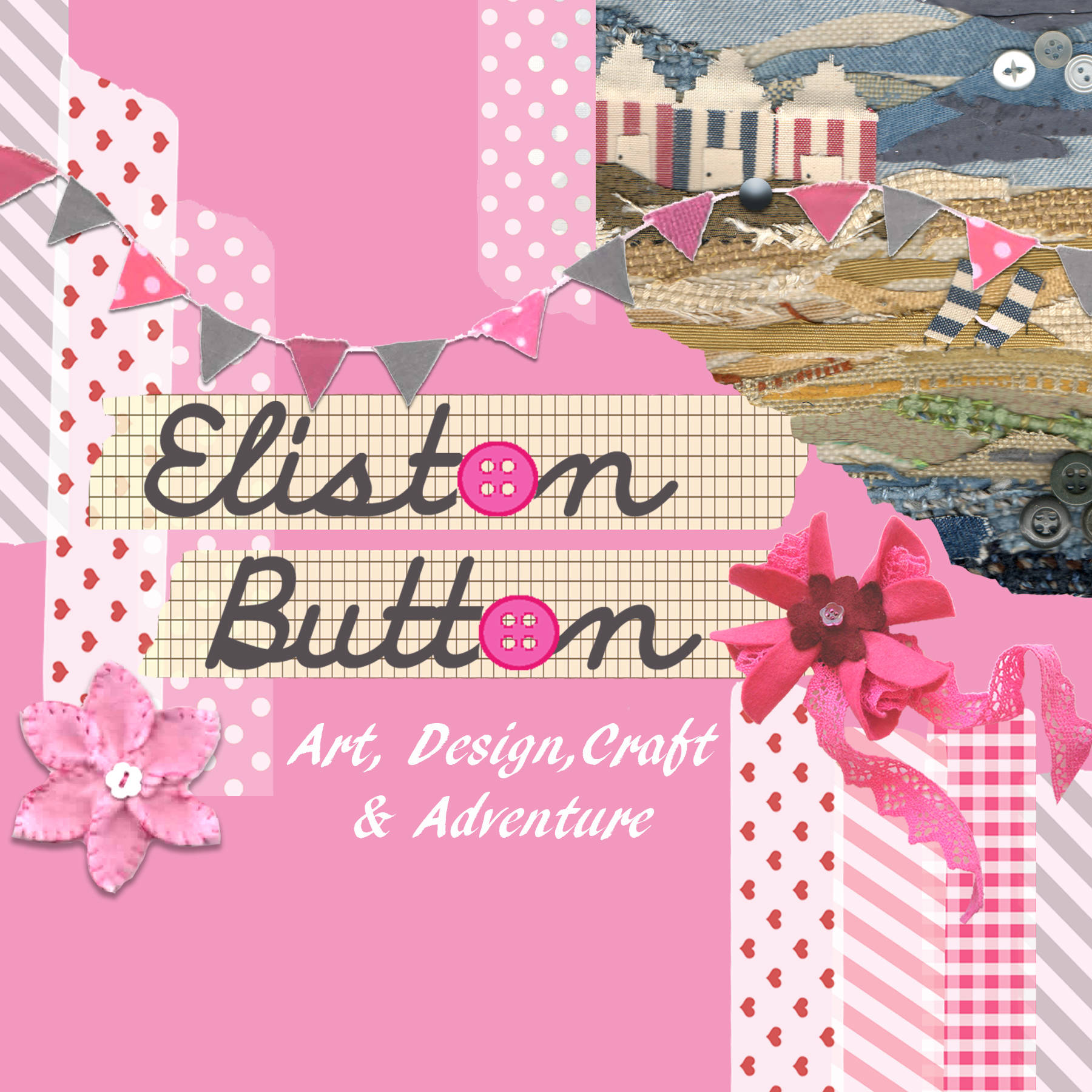 Day One - Your Brand for Meet the Maker Week - Eliston Button Handmade Home Decor, Jewellery and Accessory Treasures on Etsy. - Meet the Maker Week at www.elistonbutton.com - Eliston Button - That Crafty Kid – Art, Design, Craft & Adventure.