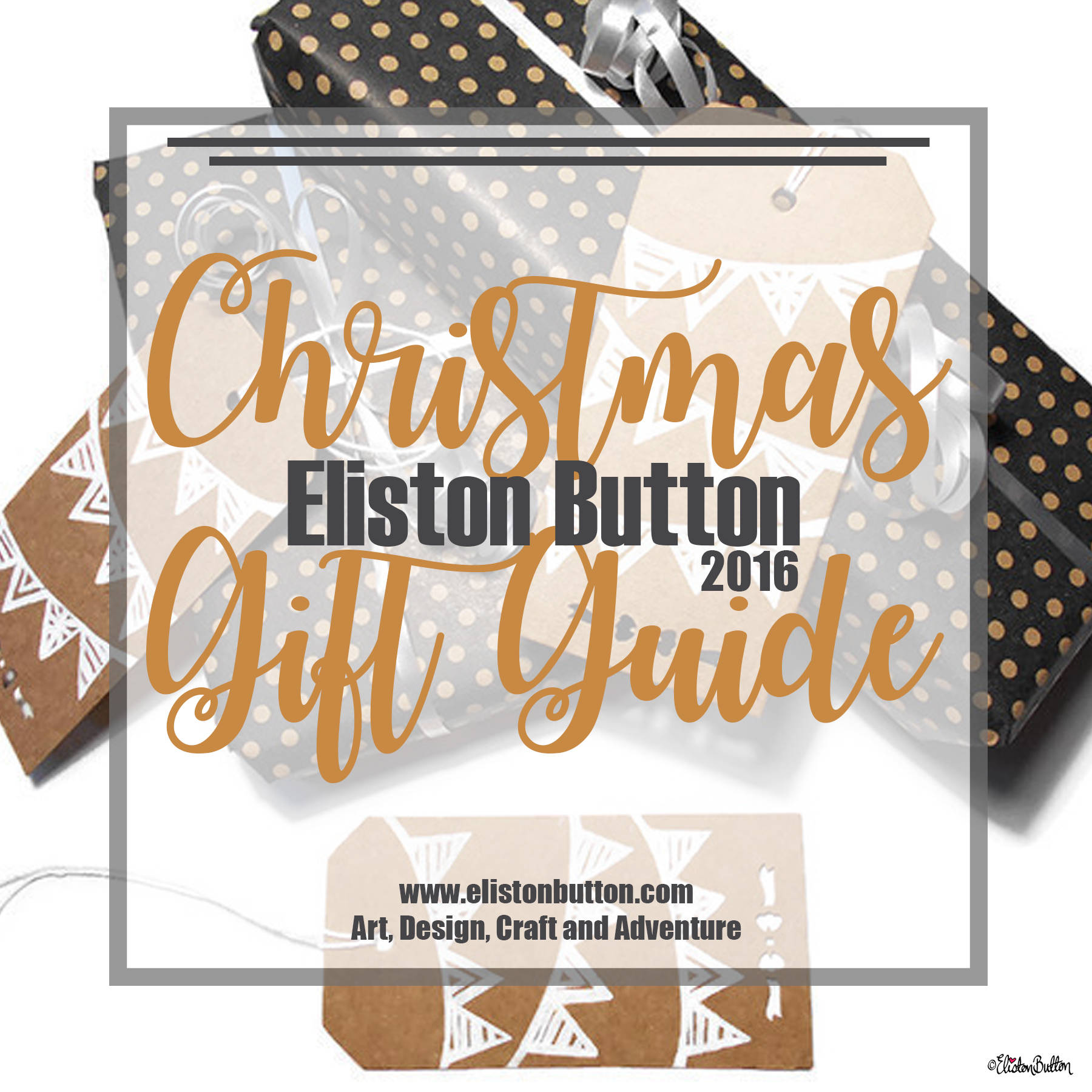 Eliston Button Etsy Shop Christmas Gift Guide 2016 - For the Love of…Winter at www.elistonbutton.com - Eliston Button - That Crafty Kid – Art, Design, Craft & Adventure.