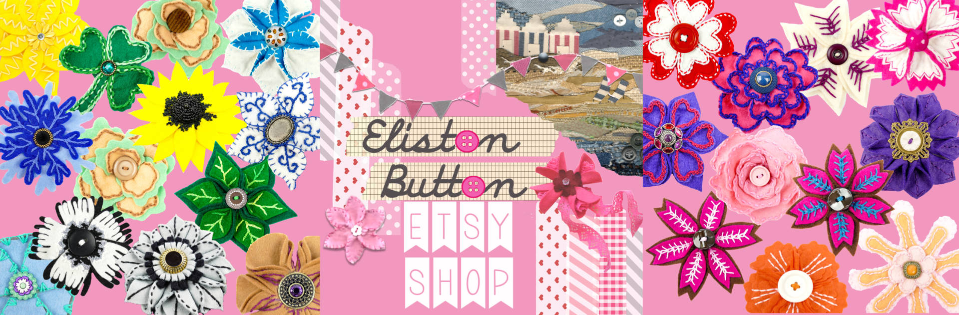 Eliston Button Etsy Shop Banner - Eliston Button Etsy Shop Refresh at www.elistonbutton.com - Eliston Button - That Crafty Kid – Art, Design, Craft & Adventure.