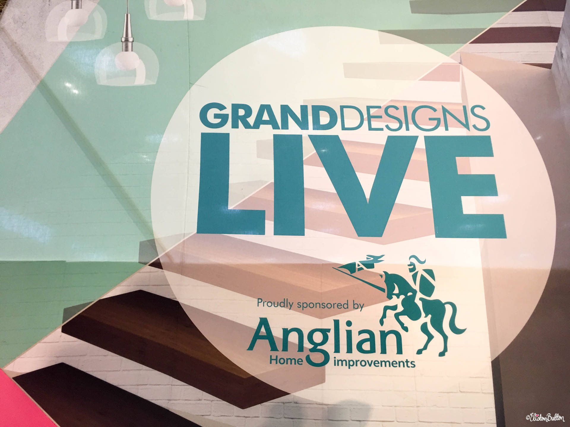 Grand Designs Live 2017 with Eliston Button - Grand Designs Live 2017 – Part One at www.elistonbutton.com - Eliston Button - That Crafty Kid – Art, Design, Craft & Adventure.